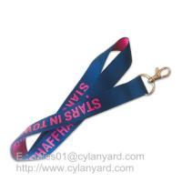 Cheap Woven Ribbon with Jacquard Logo, Custom Woven Neck Lanyards Supplier China