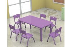 Muebles pl sticos preescolar aula tabla silla para ni os h for Sillas para ninos de preescolar