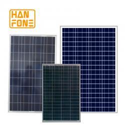China Black 150 Watt Max Power 300 Watt Poly Solar Panel System / Solar Power Panels on sale
