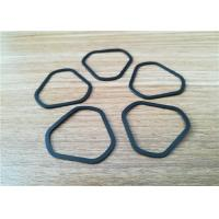 Automotive Small Rubber Grommets , Highly Elastic EPDM Rubber Pipe Gasket