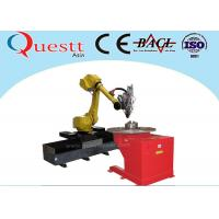 4KW Laser Cladding Equipment For Cold Roller / Automobile Mould / Shaft / Worn Blade