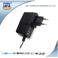 EU plug Constant Current LED Driver 15V 1A Universal Power Adapter With GS CE Certificated