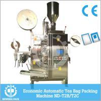 SS Automatic Granule Packing Machine , Filter Paper Tea Bag Filling Machine
