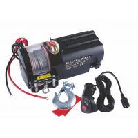 Electric 12V 4500 lb line pull Utility Trailer Winch / Winches