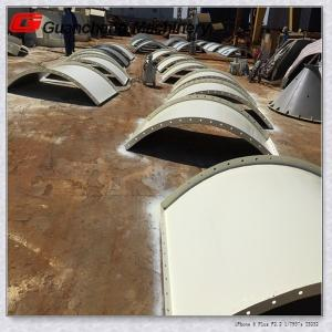 Carbon Steel Silos Design Cement Storage Silo With Cylindrial Structure
