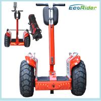Sedge Way Two Wheels Stand Up Scooter Golf Bag Carrier Security Personnel Patrol
