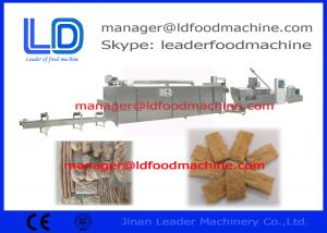 Automatic Peanut Meal / Soybean Processing Equipment , Protein Machine