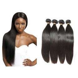 China Beauty Jet Black Indian 8A Virgin Hair With Natural Clean Hair Line on sale
