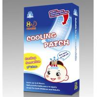 OEM good quality manufacturer baby cooling gel patch relieving headache cool gel patch