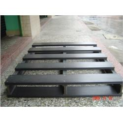 China Grey WPC Wood Plastic Composite Pallet Anti-Corrosion for Shipment on sale