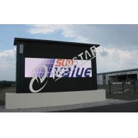 P12 Outdoor Advertising LED Display , IP65 LED Display Panel