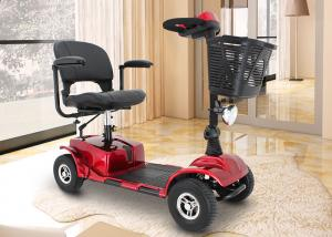 DB-663 Motorized Handicap Scooter , Portable Electric Scooter For Seniors