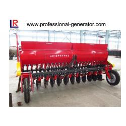 China 60HP Tractor Mounted Rice Planter Machine , 18 Rows Rice Farming Equipment ISO9001 on sale