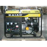 KGE15E3 16kva Gasoline Power Generator Three Phase With Digital Control Panel