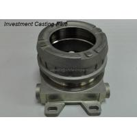 Investment casting parts with cast iron for heavy industry equipment parts OEM