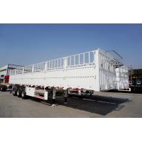 cargo semi trailer in truck trailer new semi trailer price - CIMC VEHICLE