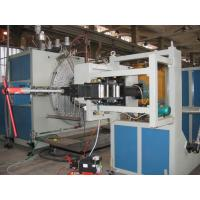 Spiral HDPE Pipe Extrusion Line Huge Diameter Hollowness Wall Spiral Pipe Production Line