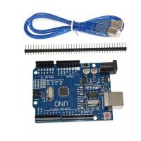 ATMEGA328P-16AU UNO R3 Arduino Controller Board CH340G 16 MHz With USB Cable