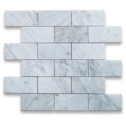 China White Marble Tile,Black Color Mosaic,Grey Marble Mosaic,Octagon Mosaic,Beige Marble Mosaic,Brick Design Mosaic on sale