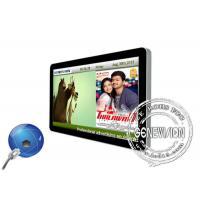 43inch Slim Ad Player 500nits LCD Advertising Display Narrow Bezel Media Player WIFI RJ45 3G Digital Screen