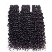 Natural Indian Water Wave 100 Unprocessed Virgin Hair Extensions