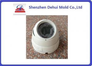 High Precision Aluminum Die Casting Parts CCTV Camera Housings