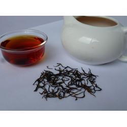 China Early Spring Lapsang Souchong Organic Black Teas For Strong Bones / Detoxify on sale