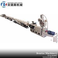PE pipe extrusion line/PE pipe production line/extrusion machine for PE/PP/PVC etc.