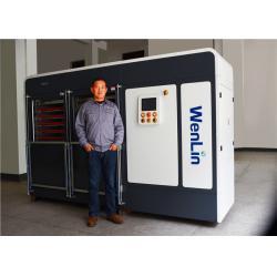 China 550 * 700mm credit card laminator machine,High Precision bank card making machine on sale