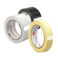 3M 1350F Electrical Insulation Tape , Flame Retardant Mylar Tape With Polyester Film And Acrylic Adhesive