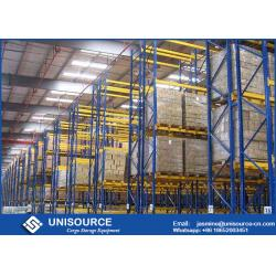 China Muti - Tier Storage Pallet Rack Unisource High Space Optimizaion Design OEM on sale