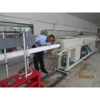 Industry Oil PVC Pipe Extrusion Line high Capacity with double wall