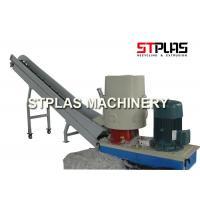 High Speed Plastic Agglomerator Machine , Plastic Granules Making Machine
