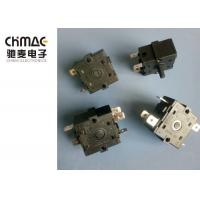 RS Series 17mm Multi Position Rotary Switch Plastic Shaft For Micro Oven