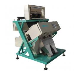 China 10 Inch Screen Grain Sorting Machine / Agriculture Rice Sorter Machine on sale