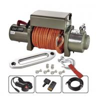 Wireless Remote 12000 LB offroad 4x4 Recovery Winch / Winches with rope 10mm x 28m