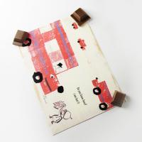 Offset Printing Paper Souvenir Fridge Magnet