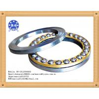 NTN / NSK / FAG / SKF Thrust Ball Bearing , Chrome Steel Ball Roller Bearing
