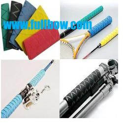 China skidproof heat shrink wrap tubing for rod grip cover on sale