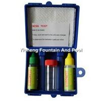 Testing Total Hardness Swimming Pool Cleaning Systems Test Kit For Pool Water