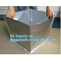 Aluminium pallet cover, foil liners, aluminium liners, Plastic packaging and protective solutions, Bags, Bagging, & Pack