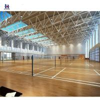 Q235 Q345 Good supplier good quality steel structure sprots hall