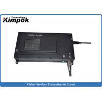 1080P Full HD Helicopter AV Video Transmitter Small UAV Drones Digital Video Link 3 Watt