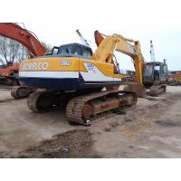 Used excavator Kobelco 200 crawler mini digger for sale