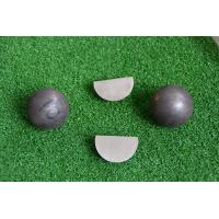 High Chrome Mining Grinding steel Balls With high Impact Resistance