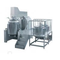 650L vacuum emulsifying machine