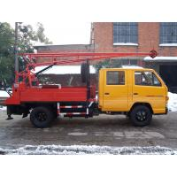 G-1 Prospecting Mineral Portable Drilling Rigs Hydraulic , Rotary Drilling Rig