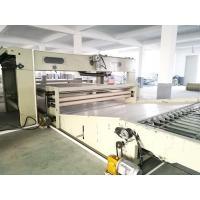 380V Wadding Production Line Textile Comforter Making Machine For Filling Bed