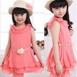 Past Season Baby Designer Clothing China New Design child dress