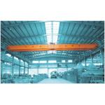 Double Girder Overhead Crane With 10t Lifting Load Modular Design